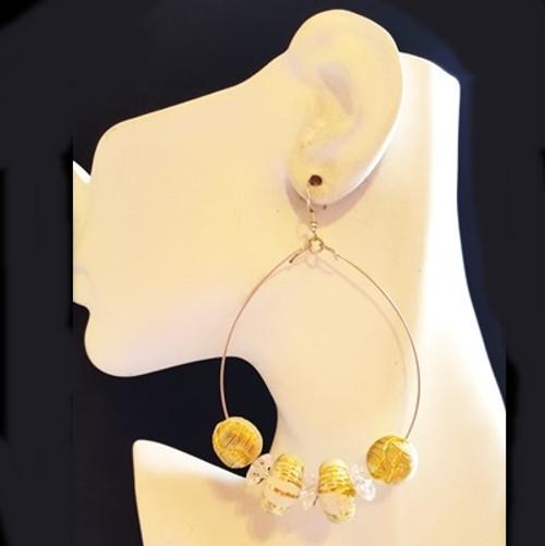 Beaded Earrings-12871