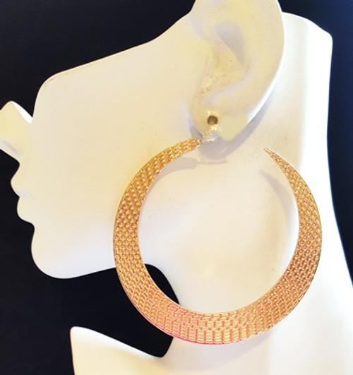 Hoop Earrings-11877