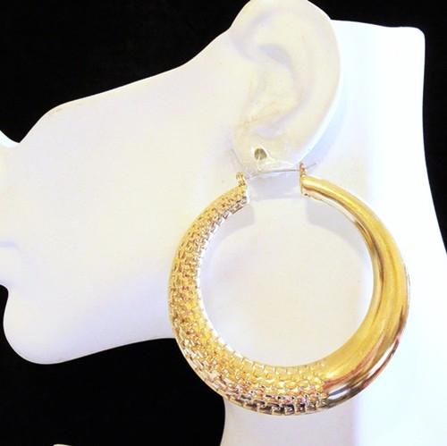 Hoop Earrings-11940