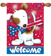 4th of July Decorative Flags