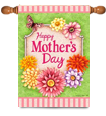 Mother's and Father's Day Decorative Flags
