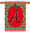 Monogram Decorative Flags