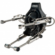 Complete Gimbal With Steering Black