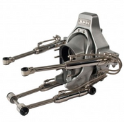 IMCO Complete Gimbal With Steering Silver (05-8007)