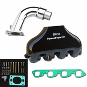 "IMCO PowerFlow Big Block Manifold and ""SA"" Riser Kit 6"" (02-8328)"