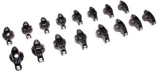 "Comp Cams Ultra Pro Magnum™ Roller Rocker Arms: Chevy; 7/16"" Stud, 1.7 Ratio (CC-1620-16)"