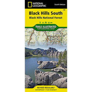 BLACK HILLS/WINDCAVE N.P. #238