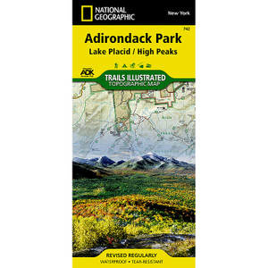 ADIRONDACK PK/LAKE PLACID #742