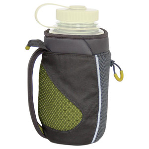 BOTTLE CARRIER HANDHELD GRAY