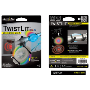 TWISTLIT LED BIKE LT DISCO