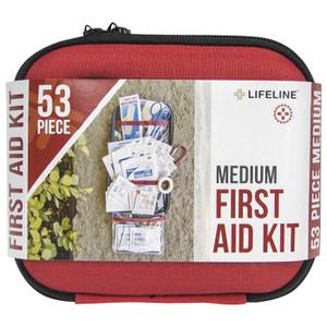 HRD SHLL FIRST AID KIT MD 53PC