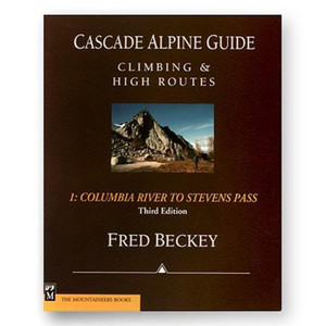CASCADE ALPINE GUIDE:COLUMBIA