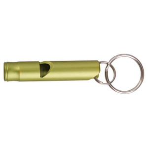 ALUMINUM WHISTLE - SMALL