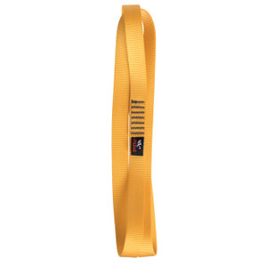 "1"" x 80CM NYLON SLING YELLOW"