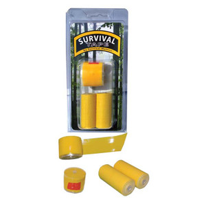 SURVIVAL TAPE PAK YELLOW
