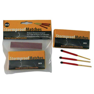 UCO STORMPROOF MATCHES BOX
