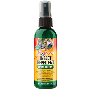 BUGBAND REPELLENT SPRAY 3 OZ