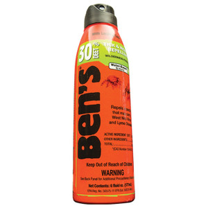 BEN'S WLDRNSS ECO SPRY 30% 6OZ