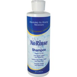 NO-RINSE SHAMPOO 8 OZ