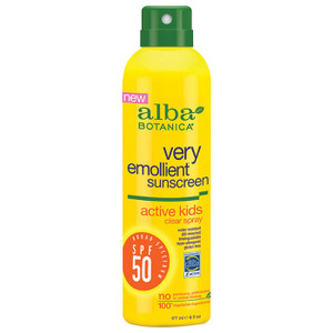 ALBA KIDS SUN SPRAY SPF50