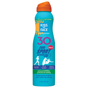 COOL SPORT CONT SPRAY SPF30