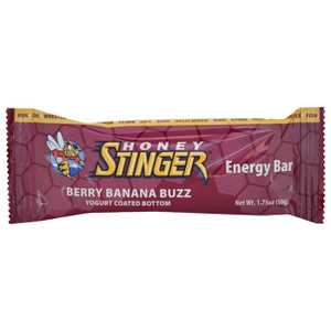BERRY BANANA ENERGY BAR - 15ct. Case