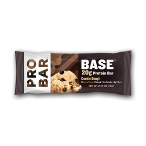 BASE CHOCO COOKIE PROTEIN BAR - 12ct. Case