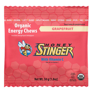ENERGY CHEW GRAPEFRUIT - 12ct. Case