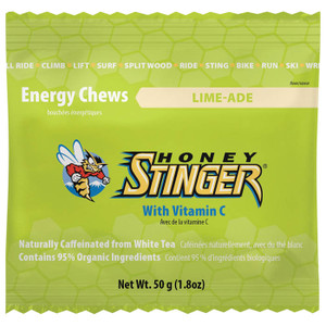 ENERGY CHEW LIME-ADE CAFF - 12ct. Case