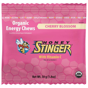 ENERGY CHEWS CHERRY - 12ct. Case