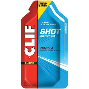 CLIF SHOT VANILLA GEL - 24ct. Case