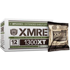 XMRE 1300XT 12 MEALS W/HEATERS