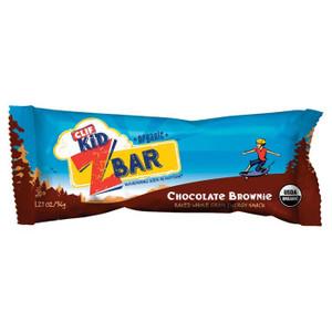 CLIF ZBaR CHOCOLATE BROWNIE - 18ct. Case