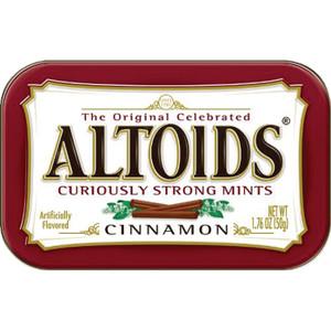 CINNAMON ALTOIDS 1.76 OZ