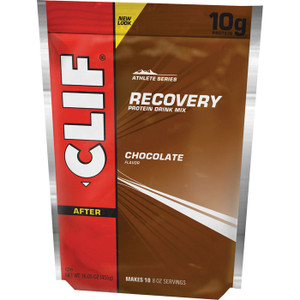 CLIF SHOT RECOVERY CHOCO POUCH