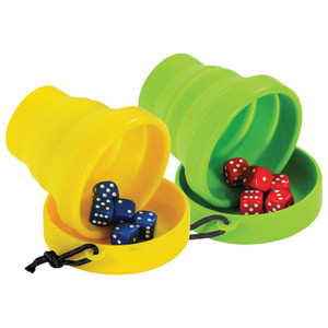 BACKPACK BLUFFER'S DICE