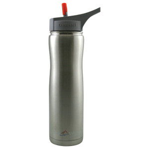 SUMMIT INSULATED 24 OZ SILVER