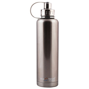 BIGFOOT INSULATED 45 OZ SILVER