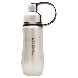 THINKSPORT SS BOTTLE 350ML-SIL