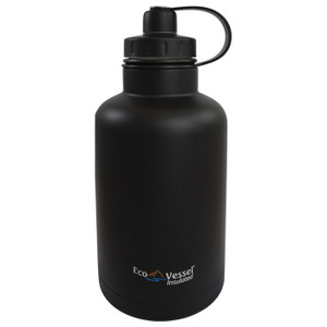 BOSS INSULATED 64 OZ BLACK