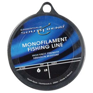 MONOFILAMENT 6 LB 900 YD