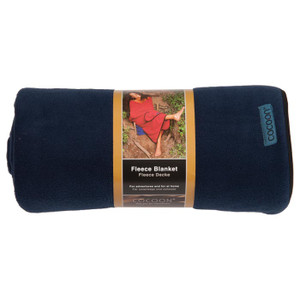FLEECE BLANKET - MIDNIGHT BLUE