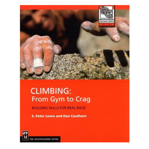CLIMBING:FROM GYM TO CRAG