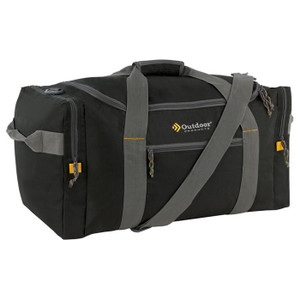 MTN. DUFFLE 12X24 MD BLACK