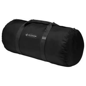 DELUXE DUFFLE 14X30 LG BLACK