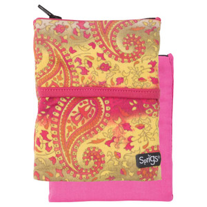 BIG BANJEE YELLOW PAISLEY/PINK