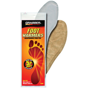 FOOT WARMER SMALL/MEDIUM