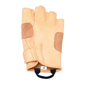 GRIPPY 3/4 LEATHER GLOVE S-8