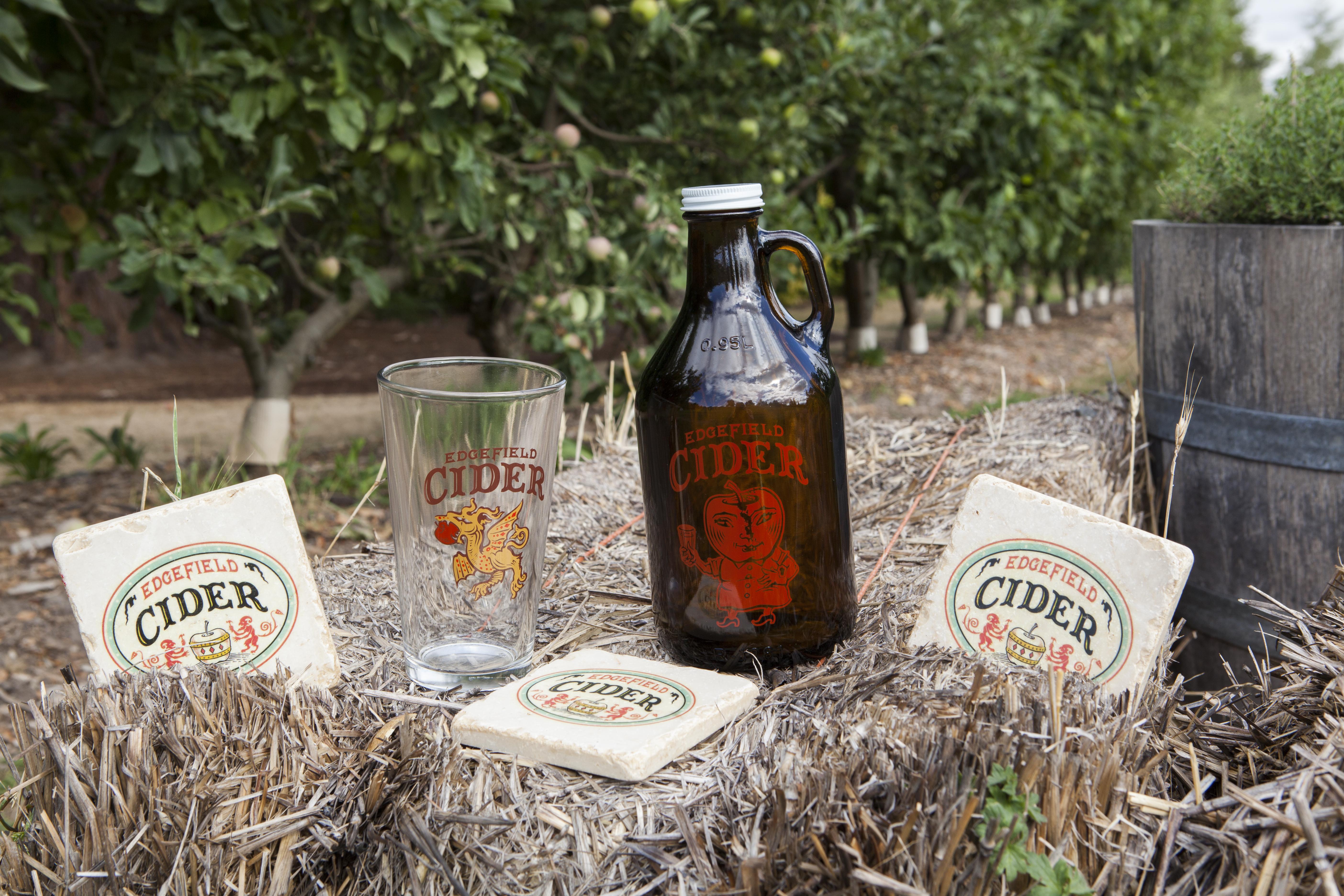 Edgefield Cider Merchandise