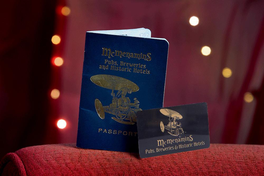 Passport Merchandise